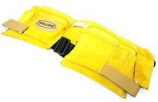 Calidad 11 doble bolsa/gamuza Cinturón de Herramientas de Bolsillo Nuevo TZ TB034