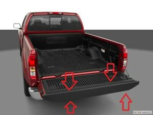 NISSAN FRONTIER 2013-2019 Tailgate Molding / COVER OEM 93486-9BF0A