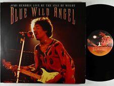 Jimi Hendrix - Blue Wild Angel: Jimi Hendrix 3xLP - Experience Hendrix 180g VG+