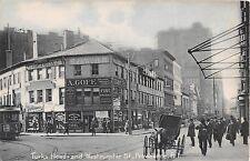 c.1907 Stores Turks Head & Westminster St. Providence RI