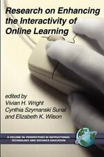 Research on Enhancing the Interactivity of Online Learning by Elizabeth K....