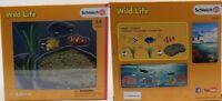 Schleich 42327- Spielzeugfigur, Korallenfische Unterwasserwelt Ice Ocean Fische