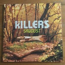 "The Killers - Sawdust 12"" Clear Vinyl Lp"