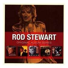 Original Album Series - BOX [5 CD] - Rod Stewart