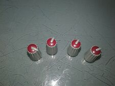Red Knobs For Mackie CFX MKII Mixers