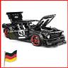 Mustang Hoonicon V2 X 42115 42056 42083 42110 42111 technic Blöcke Bausteine MOC