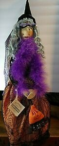 """30""""- Joe Spenser  Gathered Traditions """"Winnie"""" w String Tag Handcrafted"""