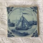 17th Century English Delft Tile,  Probably Liverpool