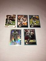 Oakland Raiders Jerry Rice & Rich Gannon Lot Of 5 Topps 2003 Football Cards