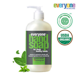 [EO Everyone] Hand Soap For Clean healthy hands Spearmint+lemongrass Hand Washes
