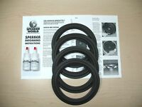 "ADVENT 4+8"" Speaker Woofer ReFoam Repair Kit  Advent Millennium"