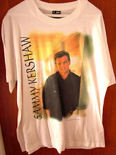 SAMMY KERSHAW tee Working Womens Holiday country XL tour T shirt 1994 music OG