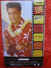 Barbie Doll ELVIS BLUE HAWAII Birthday 2010 New Figure Toys Collectibles