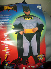 HALLOWEEN COSTUME BATMAN KIDS CHILDS CHILDRENS