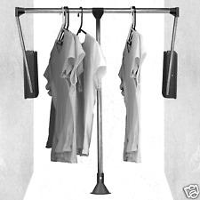 "Closet Hardware Wardrobe Lift Organizer chu523 (25.5"" to 35"")"