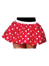 Adult Cute Mouse Tutu Skirt 80's Fancy Dress Hen Party Fun Run 1980s Accessories