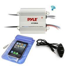 Pyle Auto 2-Channel Bridgeable Marine Amplifier - 200 Watt RMS 4 OHM Full...