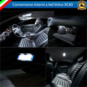 KIT FULL LED INTERNI VOLVO XC60 CONVERSIONE COMPLETA + LUCI TARGA CANBUS