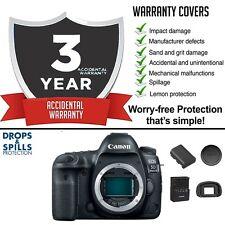 Canon EOS 5D mark IV / mk 4 Digital Camera Body w/ 3yr Accidental Warranty
