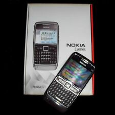 Nokia E71 Smartphone grey steel QWERTY Tastatur E 71 Business Handy