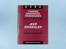 Chassis Diag. Procedures, Teves Mark 20i ABS, 2003 Jeep Wrangler, 81-370-03040