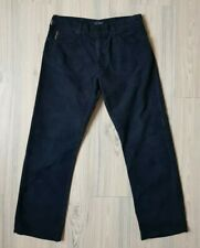 Gorgeous Mens Corduroy Trousers Jeans From Armani Jeans. Size W32/33 L30. VGC.