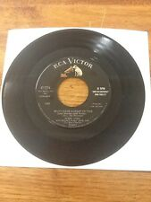 PERRY COMO MOON TALK/BEATS THERE A HEART SO TRUE RCA 45 RPM RECORD ORTHOPHONIC