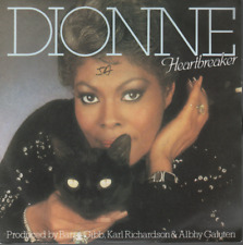 "Dionne Warwick Heartbreaker 45T 7"" france french pressing bee gees"
