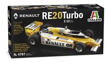 Italeri 4707 - 1/12 Renault RE20 Turbo - Neu
