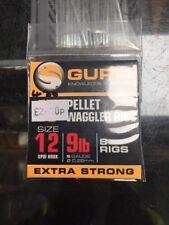 GURU 15 inch RIGS + BANDS SIZE 12 to 9lb - GRR013
