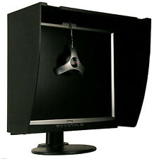 PCHOOD Desktop monitor shade  Adjustable for Mac EIZO NEC DELL ASUS HP ACER BENQ
