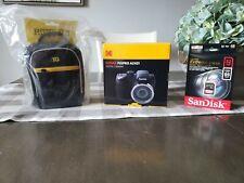 Kodak PIXPRO Astro Zoom AZ42116 MP Digital Camera - WHITE With Accessories!