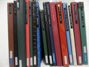 Afrika, starke Sammlung in 16 Steckbüchern , meist postfrisch (812)