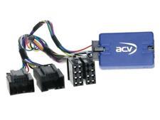 JVC Lenkradadapter Interface Chevrolet Aveo/Captiva (Fujitsu Ten OEM-Radio)