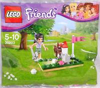 Lego Friends Promo Polybag 30203 Emma spielt Minigolf  RAR NEU NEW