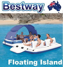 Island Inflatable Ride On Pool Floats & Rafts