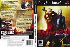 DEVIL MAY CRY 3 SPECIAL EDITION GIOCO PS2 NUOVO ITALIAN