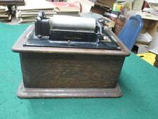 Edison Standard Phonograph For Parts Or Restore #457935 Estate Find