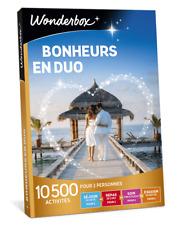 CODE PROMO COFFRET WONDERBOX 15 € à partir de 49,90 €
