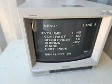 Sony PVM-14N5MDE Color Video Monitor in mint condition