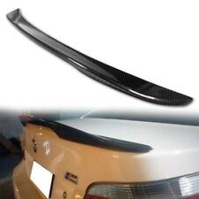 Carbon HIGH KICK Performance Type Trunk Spoiler For BMW 5-Series E60 4DR M5