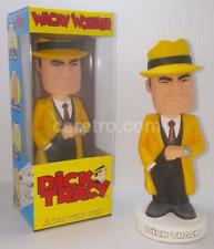 Funko Dick Tracy Bobblehead pop Wacky Wobbler Bobble Heads collectible New -Read