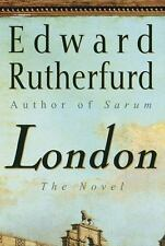 London EDWARD RUTHERFURD Hardcover