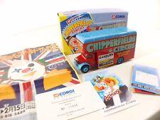 Corgi n° 97092 Bedford Pantechnicon Chipperfields circus neuf en boite Mint