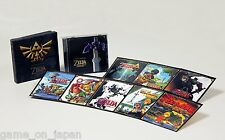 The Legend of Zelda 30th Anniversary Game Music Collection Soundtrack CD Box
