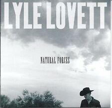 Natural Forces 2009 Lyle Lovett CD