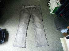 "Principles bootcut Jeans Size 18 Leg 31"" Black Faded Ladies Jeans"