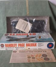AIRFIX HANDLEY PAGE HALIFAX 1/72 MODEL KIT 1975 VINTAGE TOYS BRAND NEW