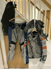 Mens motorbike suit BMW rallye 3