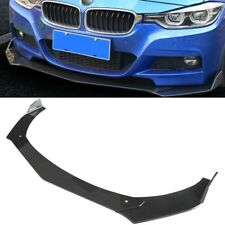 CARBON paint Frontspoiler front splitter für Ford Cougar flaps diffusor lippe